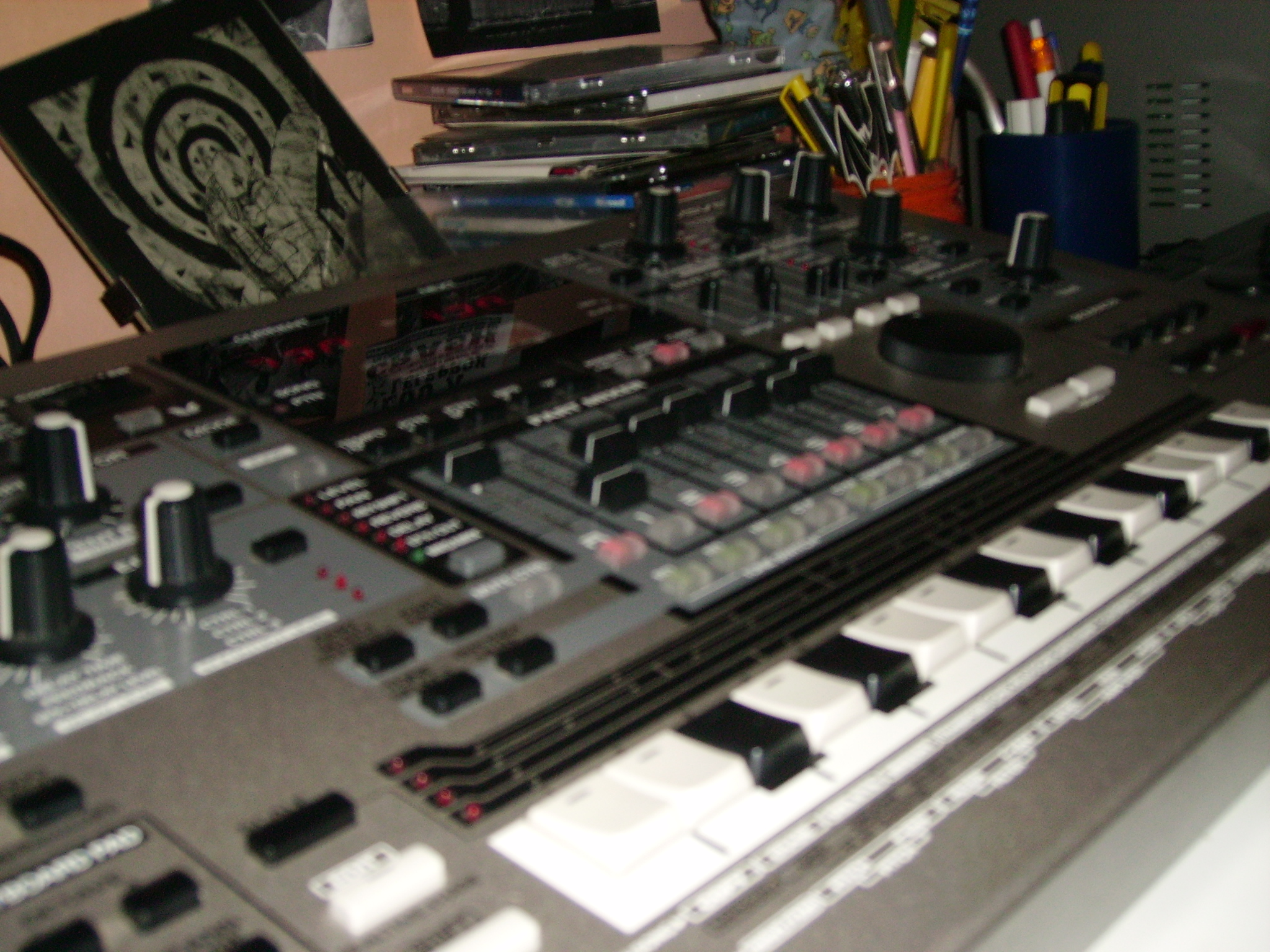 Gears - Roland MC505