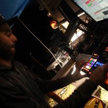 Liveset at Sardinia Pasquatek 2014, Cybernetik Crew