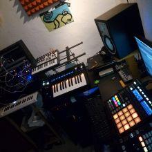 Studio, Modular Synth, Eurorack, Arturia, Maschine, Komplete