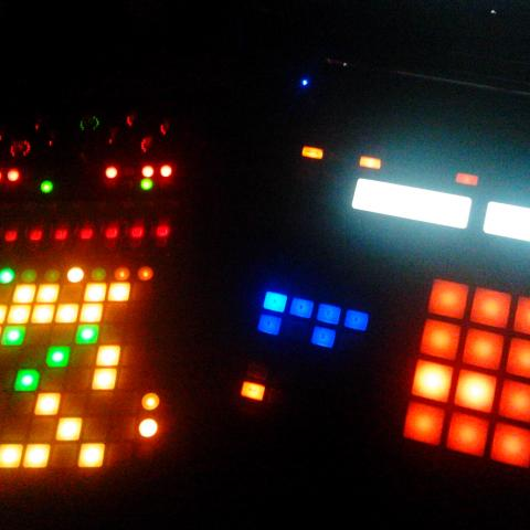 Gears Maschine Launchpad Nocturne
