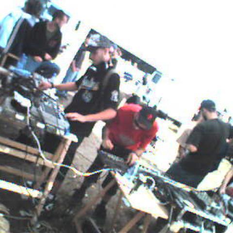 Milano Area, OLB Sound System, Mekkatek, 2005/07
