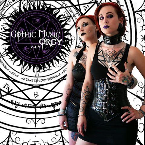 GOTHIC MUSIC ORGY VOL.4