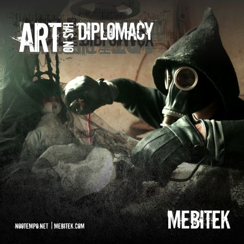 art has no diplomacy album cover by nootempo