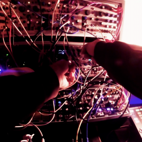 [Make Noise vs Noise Engineering] Eurorack Dark Iteritas Jam
