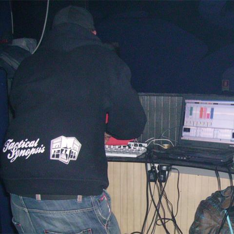 Liveset at Nonem Crew Party - Reggio Emilia 2009/02