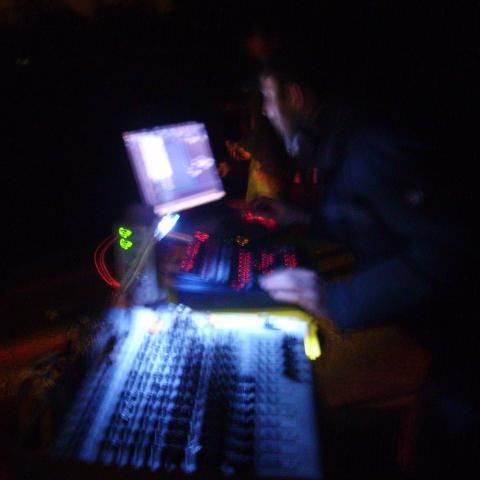 Torino Area, Mekkatek, Teknival Halloween, 2007/11