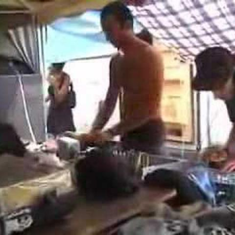 Embedded thumbnail for MekkaTeK LiveSet at Pinerolo Teknival-07 session OnE