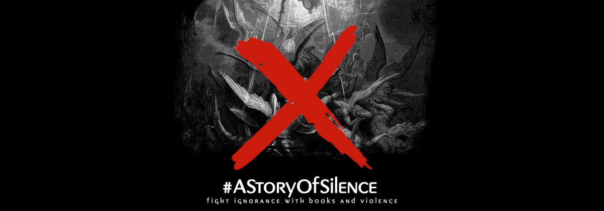 a story of silence banner